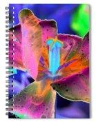 Spring Tulips - Photopower 3128 Spiral Notebook