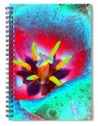 Spring Tulips - Photopower 3131 Spiral Notebook