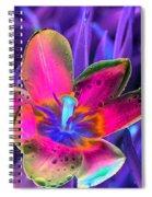 Spring Tulips - Photopower 3154 Spiral Notebook