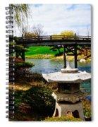 Springs Begins To Awaken Spiral Notebook