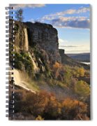 Springs Of Thousands Spiral Notebook