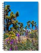 Springtime At The Canyon Spiral Notebook