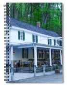 Springtime At The Valley Green Inn Spiral Notebook