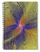 Springtime Dreams Spiral Notebook