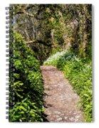 Springtime In Dorset Spiral Notebook