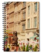 Springtime In Halifax Spiral Notebook