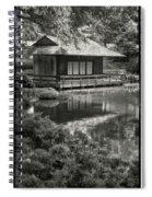 Springtime In The Garden Spiral Notebook