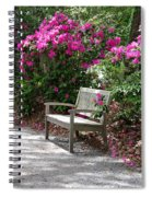 Springtime In The Park Spiral Notebook