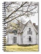 Springtime Ledge Homestead Spiral Notebook