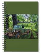 Springtime Power Spiral Notebook