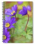 Springtime Riot Spiral Notebook