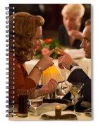 Spy Spiral Notebook