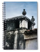 Square Dome Spiral Notebook