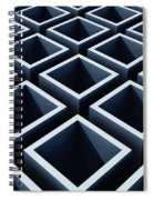 Squared Off Spiral Notebook
