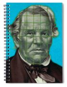 Squared Senator Detail Spiral Notebook