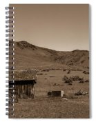 Squaw Butte Homestead Spiral Notebook