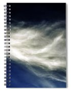 Squid Cloud Spiral Notebook