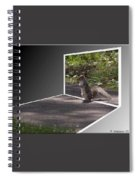 Squirrel World Spiral Notebook