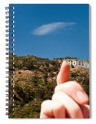 Squish - Beachwood Canyon Spiral Notebook