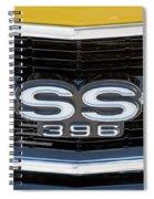 Ss 396 Spiral Notebook