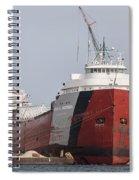 Ss Arthur M. Anderson Spiral Notebook