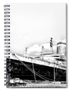 Ss United States Spiral Notebook