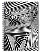 Ssenkcalbot Spiral Notebook