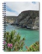 St Agnes Coast Spiral Notebook