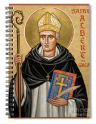 St. Albert The Great - Jcatg Spiral Notebook