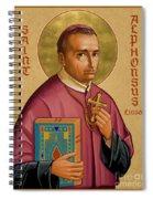 St. Alphonsus Liguori - Jcalp Spiral Notebook