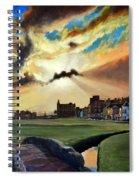 St Andrews Spiral Notebook