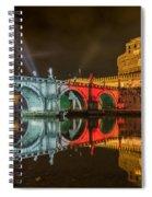 St Angel Castel Spiral Notebook
