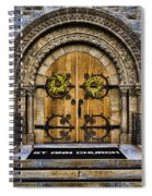 St Ann Church Spiral Notebook