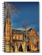 St. Annes Detroit Mi Spiral Notebook