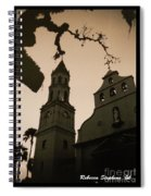 St. Augustine Chapel Spiral Notebook