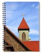 St. Augustine Detail 090118 Spiral Notebook
