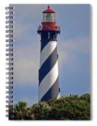 St. Augustine Lighthouse Spiral Notebook