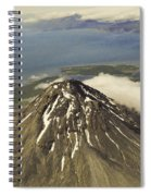St. Augustine Volcano Spiral Notebook
