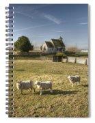 St Bartholomew Goodnestone Spiral Notebook