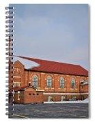 St Bernards Church Spiral Notebook