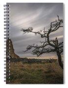 St Britas Kapell Spiral Notebook