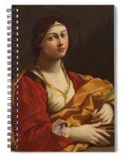 St Cecilia Spiral Notebook