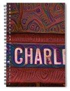 St Charles Line Spiral Notebook