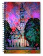 St. Coloman Spiral Notebook