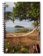 St. Croix Beach Spiral Notebook