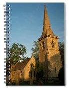 St Davids Church Spiral Notebook
