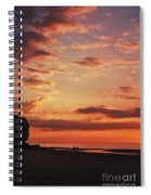 St Edmunds Point, Norfolk, England  Spiral Notebook