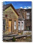 St. Elmo Ghost Town Spiral Notebook