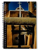 St. Francis Gate Spiral Notebook