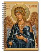 St. Gabriel Archangel - Jcarb Spiral Notebook